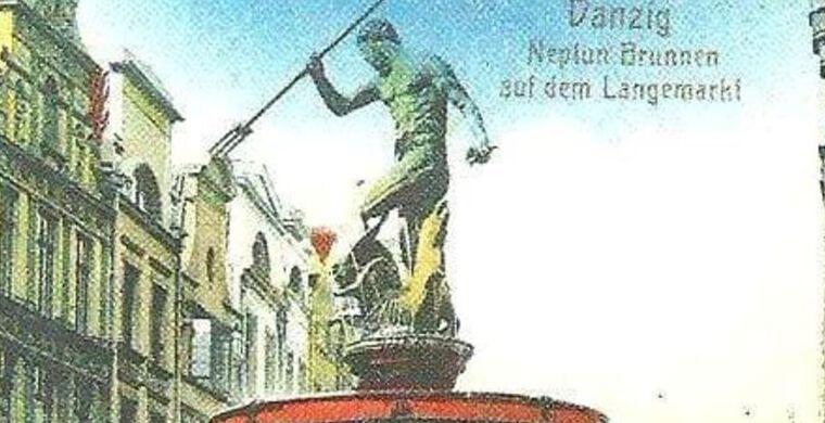 Historia gdańskich fontann