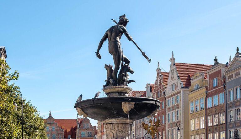 Tegoroczny sezon gdańskich fontann dobiega końca