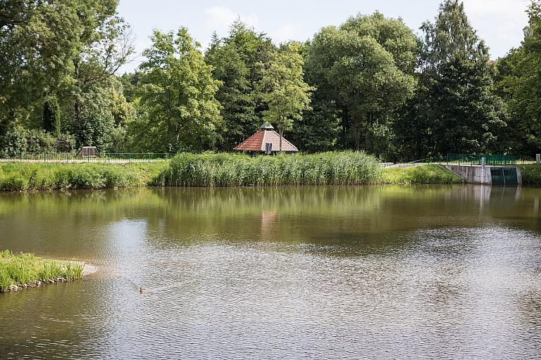 Zbiornik retencyjny Górne Młyny (Potok Strzyża)