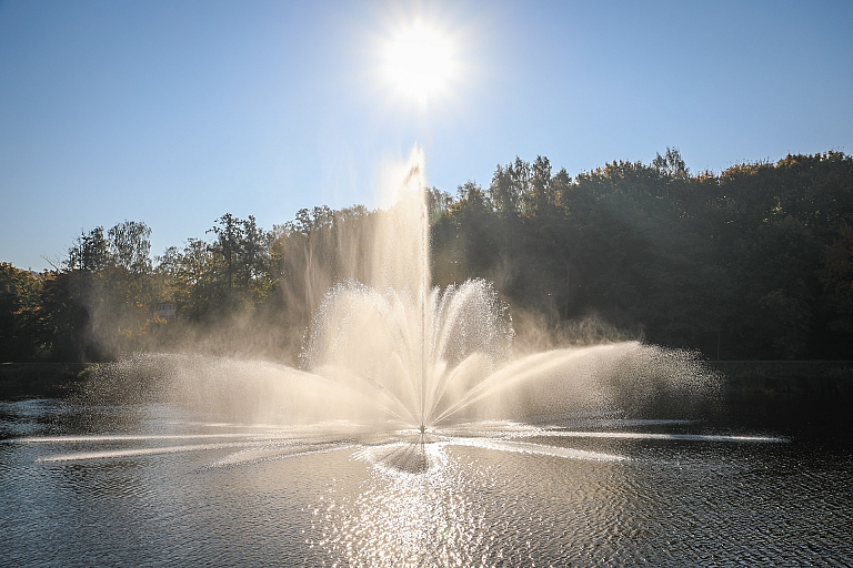 Gdańskie fontanny wracają do pracy